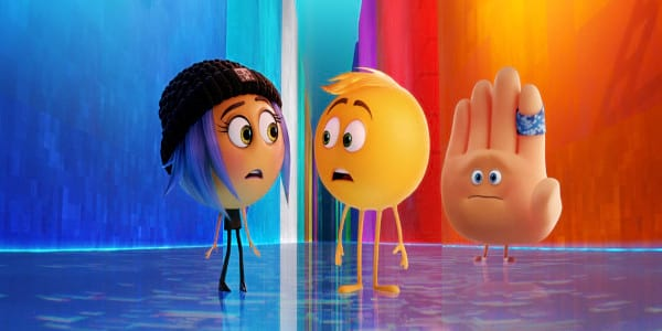 Be Part of an Adventure Beyond Words in The Emoji Movie
