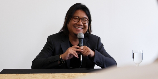 Kevin Kwan is Back In Manila for his 'Rich People Problems' Book Tour!