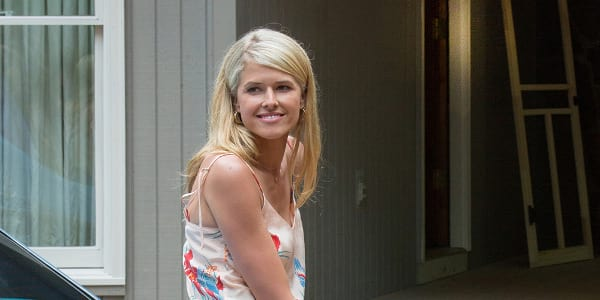 """Sarah Wright Olsen Elevates Wife Role in """"American Made"""""""