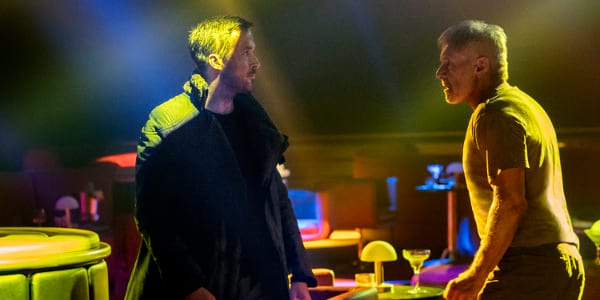 "Watch the First International TV Spot from ""Blade Runner 2049"""