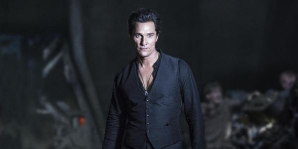"McConaughey is the Man in Black, Intent on Destroying ""The Dark Tower"""
