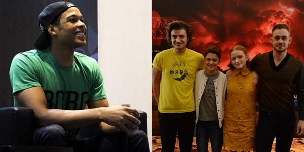 Ray Fisher, Tyler Hoechlin and Stranger Things Cast Answers Questions We're Dying To Know