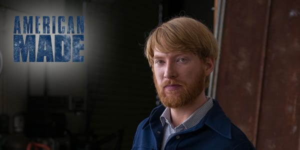 Domhnall Gleeson, from The Force Awakens to American Made