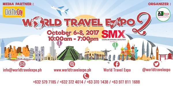 World Travel Expo 2017