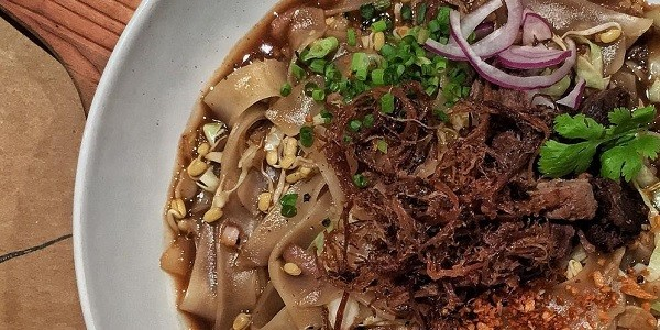 Sarsá 2.0: More Awesome Isaw and Mouthwatering Kansi Noodles