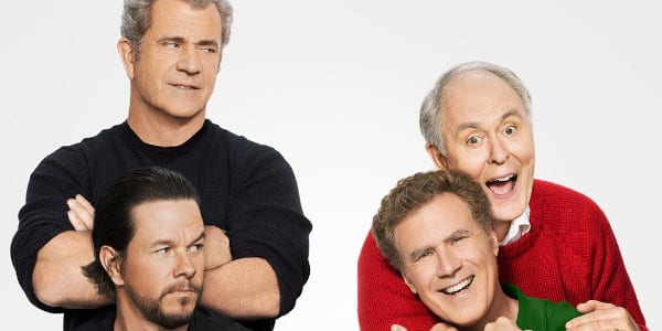 """Opposite Fathers Clash in """"Daddy's Home 2"""" Teaser Poster"""