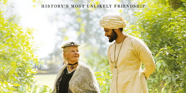 History's Most Unlikely Friendship Blossoms in Victoria & Abdul