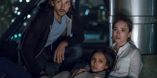 Ellen Page, Nina Dobrev Cheat Death in Flatliners