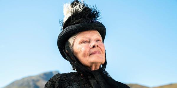 Judi Dench, Her Majesty the Queen Again in Victoria & Abdul