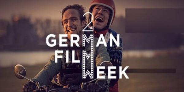 2nd German Film Week kicks off Sept. 27