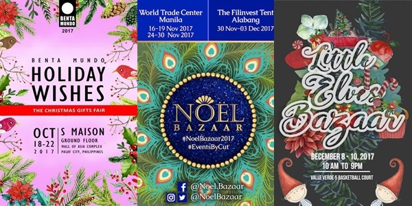 Your Ultimate 2017 Holiday Bazaar Guide in Metro Manila