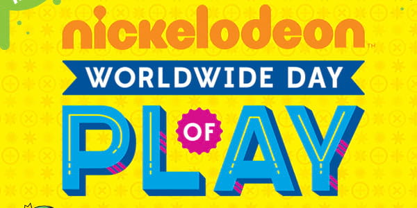 Nickelodeon Celebrates Quot Worlwide Day Of Play Quot In The