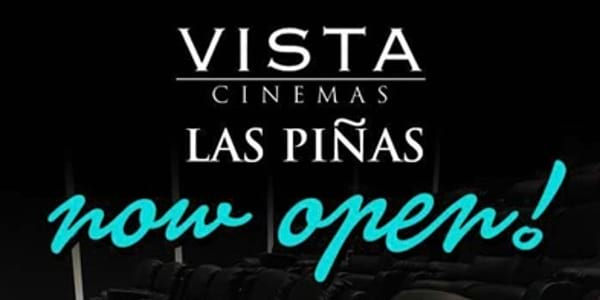 New Luxury Theaters Opens at Vista Mall Las Piñas
