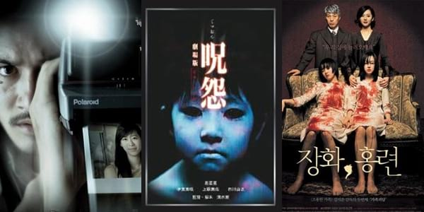 Scare-a-thon: 10 Asian Horror Films You Need For Halloween
