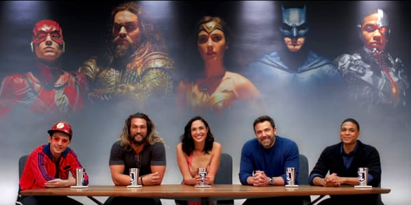 "WATCH: ""Justice League"" Cast Greets Fans in the Philippines"