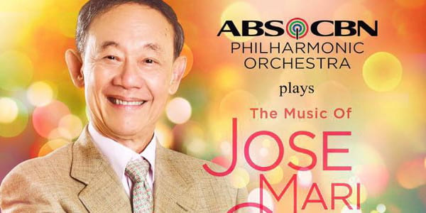 The ABS-CBN Philharmonic Orchestra Plays The Music Of Jose Mari Chan
