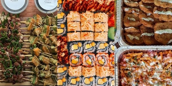 Christmas 2017: Where To Get The Best Food Party Platters For Your Christmas Parties