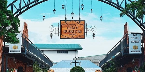 Now Open: Lamp Quarters, Marikina's New Foodie Destination with 7 Food Concepts