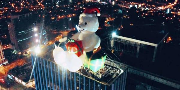 A Beary Merry Christmas Awaits at Megaworld Lifestyle Malls