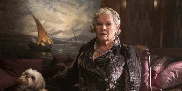 Acclaimed Actress Judi Dench Aboard Mystery Film Murder on the Orient Express