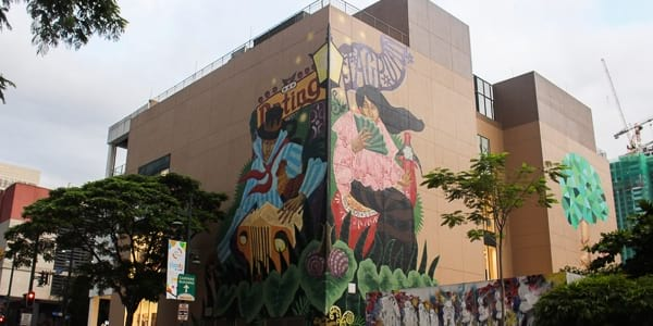 IN PHOTOS: 6 New Murals in BGC and Where To Find Them
