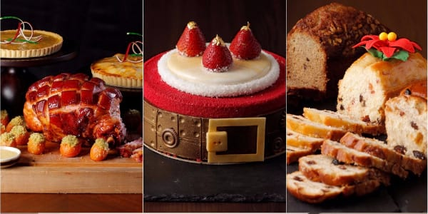 A Long list of Ideas to Celebrate Christmas at Marriott Manila