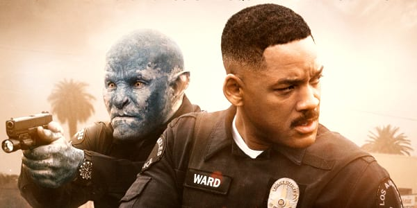 WATCH: Will Smith, Joel Edgerton, and Noomi Rapace Battle It Out in the Final Trailer of 'Bright'