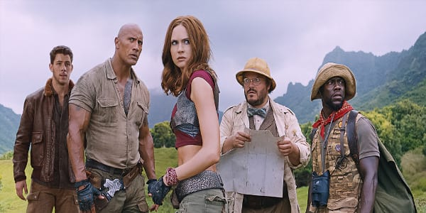 """Play for Fun, Action, Adventure in the All-New """"Jumanji"""""""