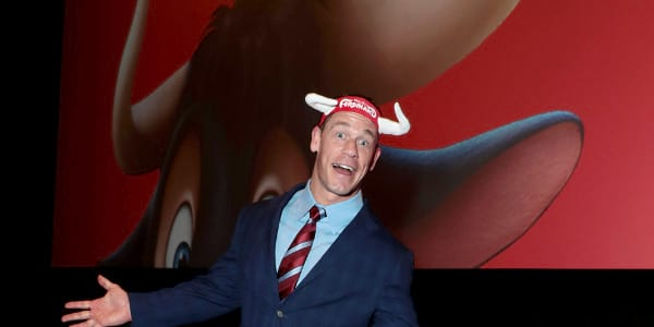 Blu Sky's Ferdinand Starring John Cena Nominated for Best Animation Feature in Latest Golden Globes