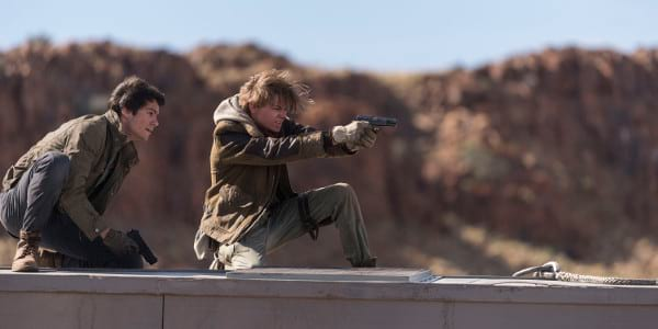 Gladers' Last Fight for Survival in Maze Runner: The Death Cure