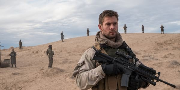 WATCH: Chris Hemsworth Stars in War Film Based on True Events in 12 Strong
