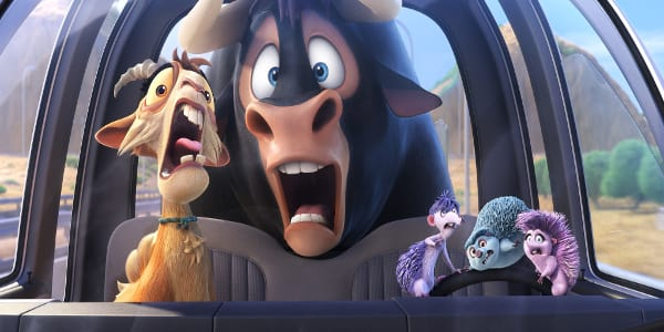 Blue Sky's Latest Delightful Animation Ferdinand Opens January 8
