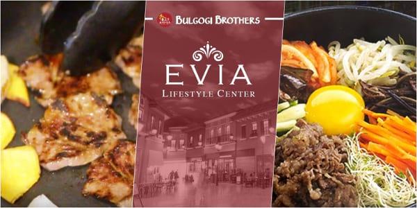 Now Open: Bulgogi Brothers Evia Lifestyle Center