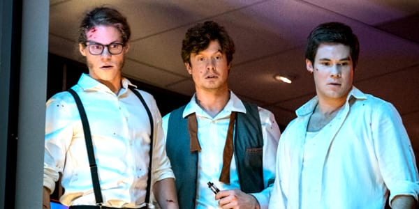 """WATCH: Netflix Releases New Trailer and Key Art for """"Game Over, Man!"""""""