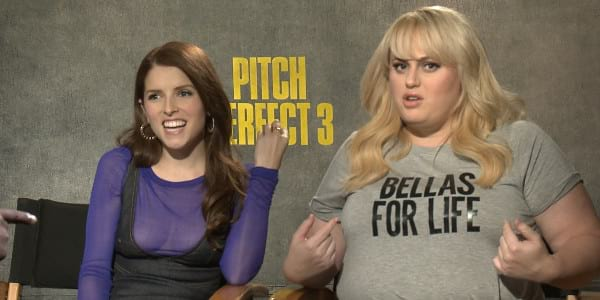 Someone's After Rebel Wilson's Fat Amy in Pitch Perfect 3