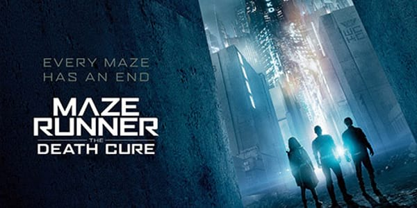 WCKD's Last City Standing in The Final Chapter Maze Runner: The Death Cure