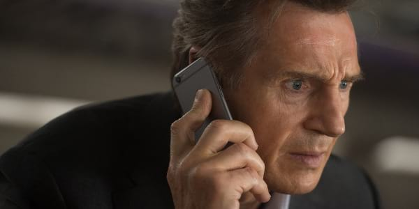 Rip-roaring Action in Liam Neeson's Latest Movie  The Commuter