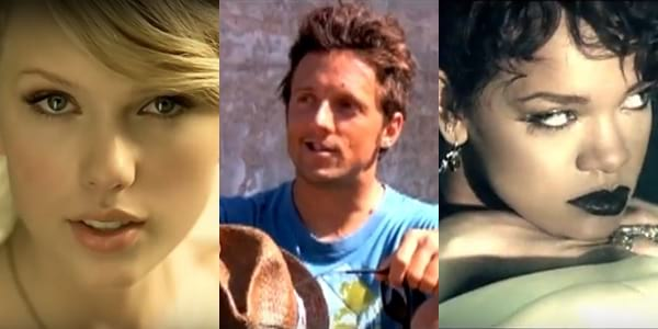 WATCH: 8 of Your Favorite Songs are Turning 10 Years Old This 2018