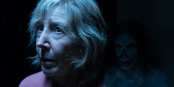 """Get Possessed Again by Lin Shaye with """"Insidious: The Last Key"""""""