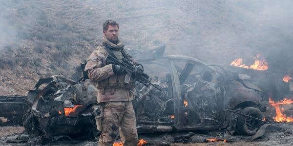 "Blockbuster Producer Behind Chris Hemsworth's ""12 Strong"""