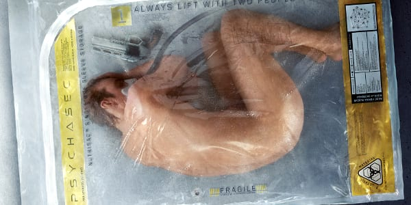 "WATCH: 'Altered Carbon' Official Trailer ""No Body Lives Forever…"""