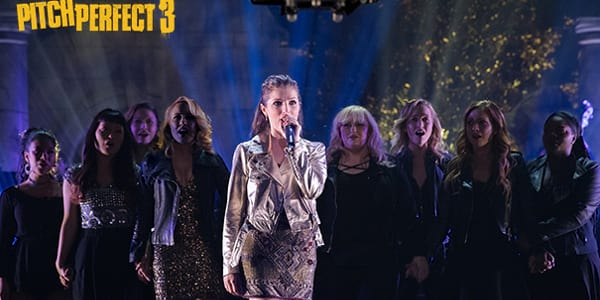 Pitch Perfect 3 Scores All-Time Biggest Opening Weekend for Musical-Comedy