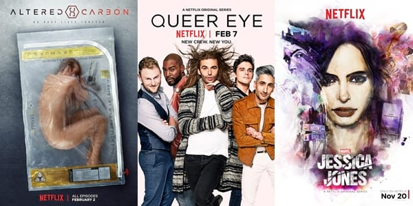 2018 Netflix Binge Guide: All the Original Series to Binge-Watch This Year (So Far)