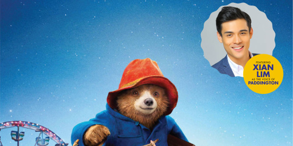Xian Lim Continues to Foray as Paddington in Heyday Films and Studio Canal's Paddington 2