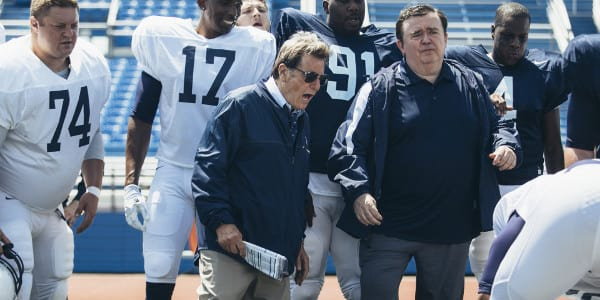 Award-Winning Actor AL Pacino stars in HBO Films 'Paterno' debuting exclusively on HBO this Spring