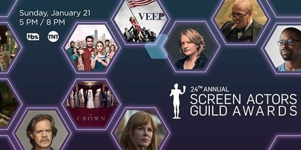Meet the Presenters at the 24th Annual Screen Actors Guild Awards