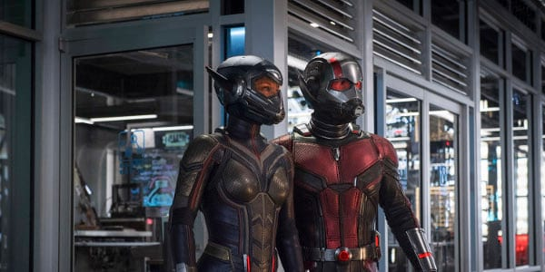 """Title Characters Unite in New """"Ant-Man and the Wasp"""" Photo"""