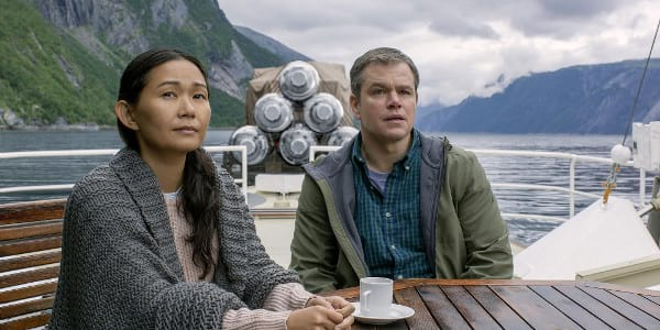 """Asian Actress on the Verge of Getting Oscar Nom for """"Downsizing"""""""