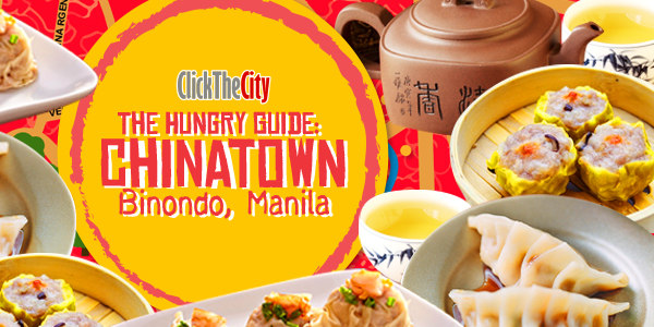 The Hungry Guide: Chinatown in Binondo, Manila