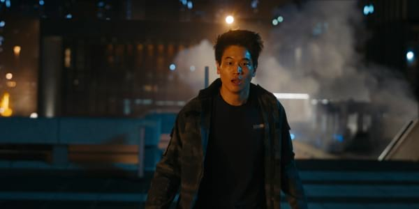 "Breakout Actor Ki Hong Lee in Final Chapter of Gladers in ""Maze Runner: The Death Cure"""